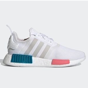 Adidas NMD R1 Shoes Cloud white/ Grey US6
